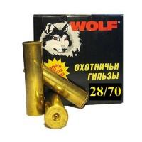 Гильза латунная 28 калибра для снаряжения патронов. Пр-во Россия.