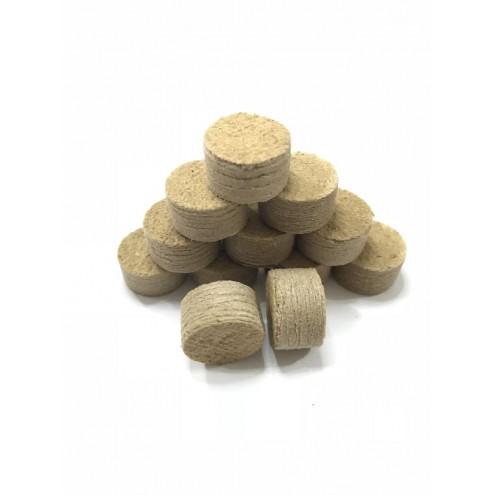 Пыжевой набор (древесно-волокнистые=50шт/прокладки=100шт) 12 клб