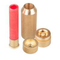 Набор бронзовых матриц для вальцовки гильз 410 калибра (матрица, втулка, конус)