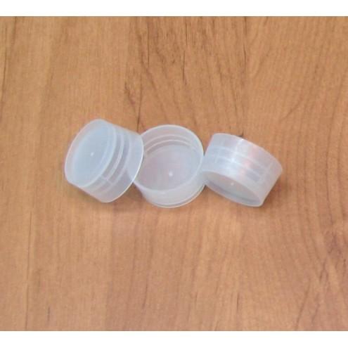 Пыж-заглушка на дробь 16 калибра для латунной гильзы (100штук)