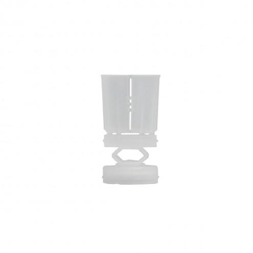 Пыж-контейнер Н19 Главпатрон (Россия) 12 калибра для навески дроби 32-36 гр (100шт)
