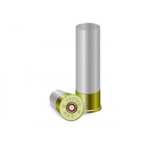 Гильза п/э не капсулир. Cheddite 28 калибра 70 мм для снаряжения патронов, осн. 16мм. Цвет белый полу-прозрачный.