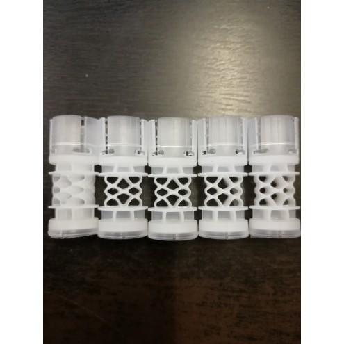Пыж-контейнер Н28 пр-ва Азот 12 калибра для навески дроби 24 гр под пластиковую гильзу (100шт)
