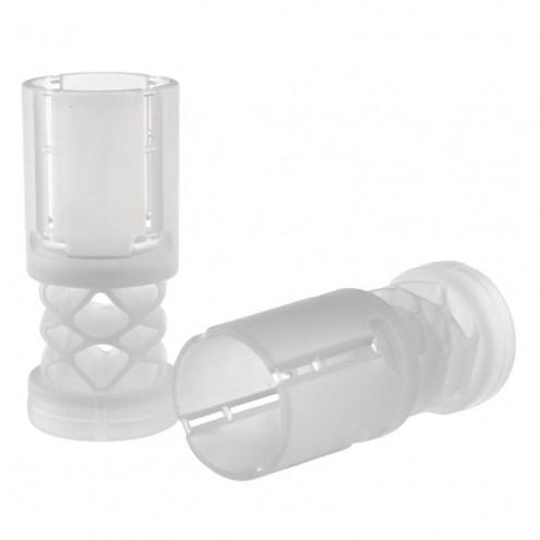 Пыж-контейнер Н24 пр-ва Азот 12 калибра для навески дроби 28 гр под пластиковую гильзу (100шт)