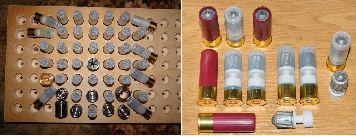 самостоятельное снаряжение патронов в домаших условиях